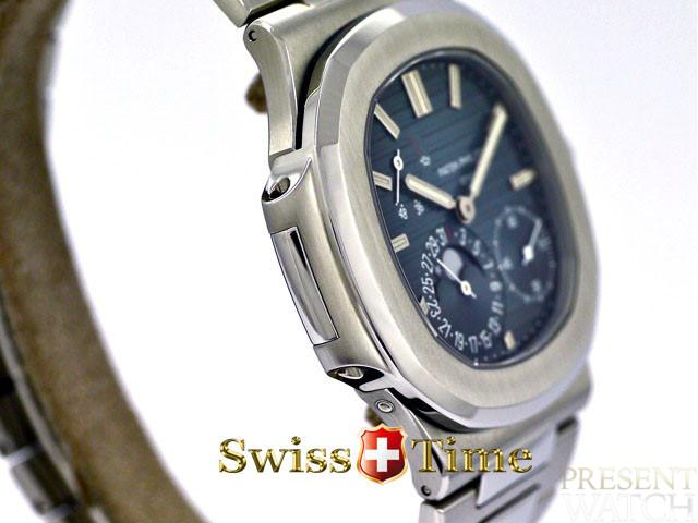 Patek Philippe 5712/1A Nautilus Moonphse Power Reserve