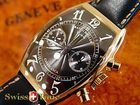 Franck Muller Casablanca chronograph 5850 C CC in 18K rose gold