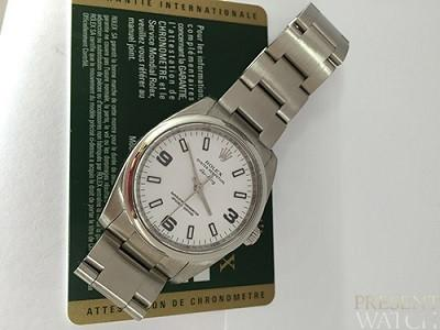 Oyster Perpetual Rolex Air King 114200