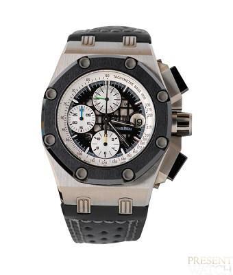 Audemars Piguet Rubens Barrichello II Chronograph 26078IO.OO.D001VS.01