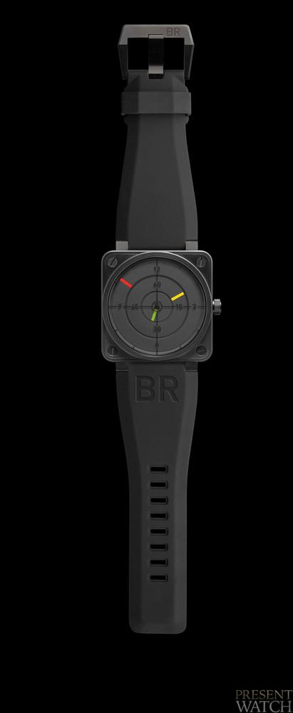 Bell & Ross Instrument BR 01-92 Radar