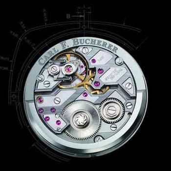 """Evolution Technology"" by Carl F. Bucherer"