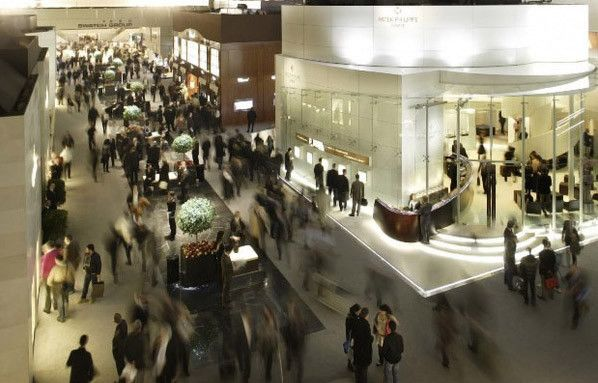 Welcome to BASELWORLD 2010!