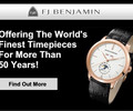 Dewitt proud partner of F.J Benjamin