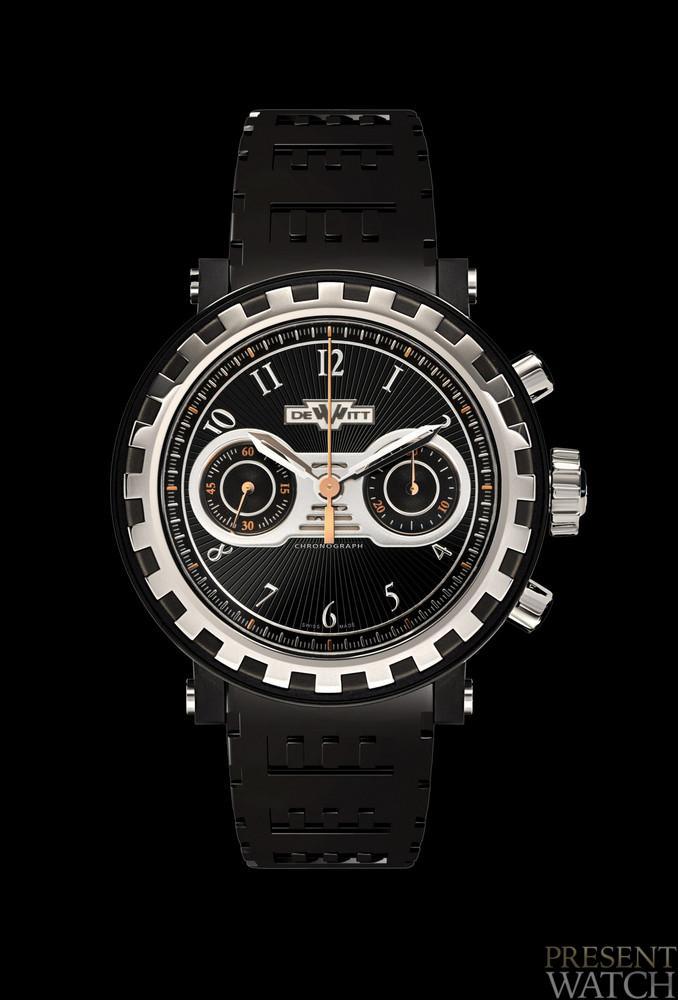 Dewitt Blackstream Chronograph