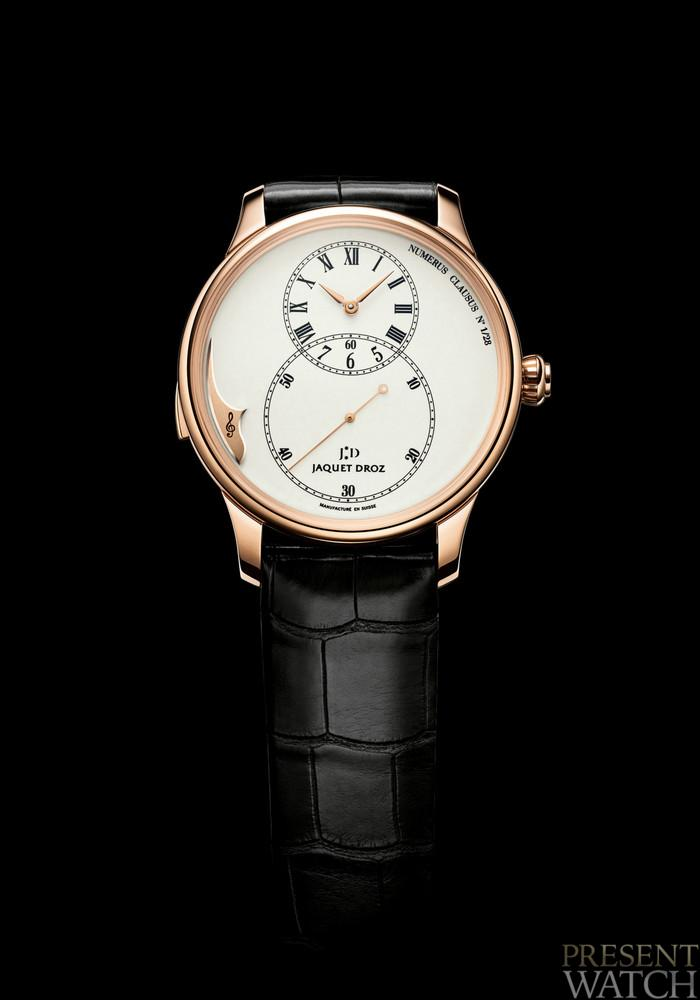 Grande Seconde Minute Repeater by Jaquet Droz