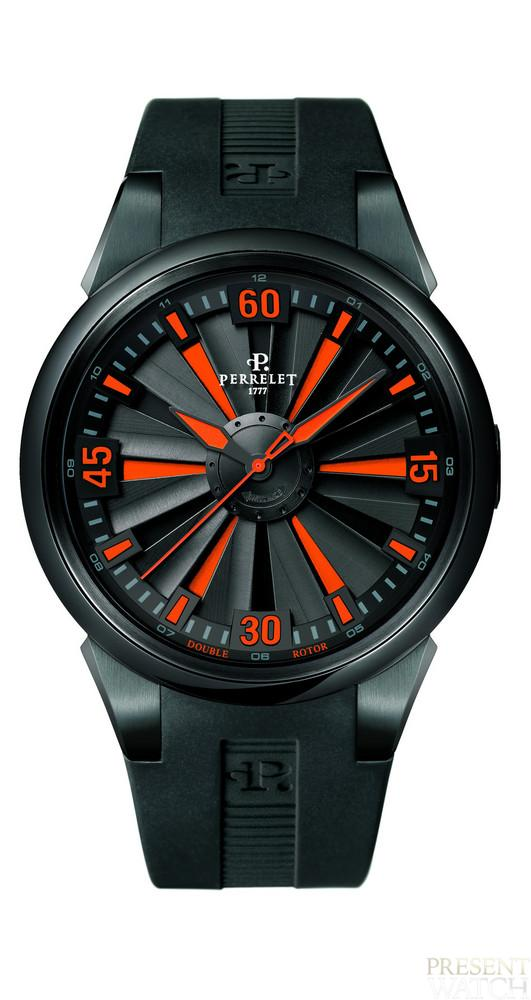Perrelet's Turbine Watches collection 2010 003