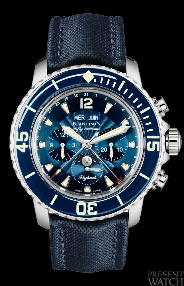 Blancpain Fifty Fathoms Collection 2010 001