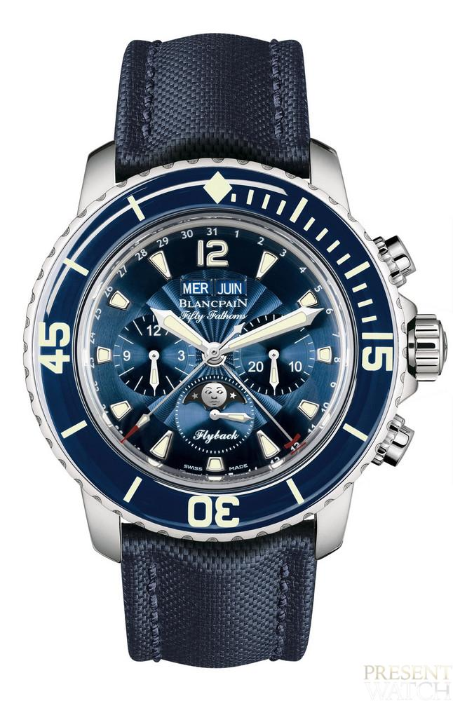 Blancpain Fifty Fathoms Collection 2010 002