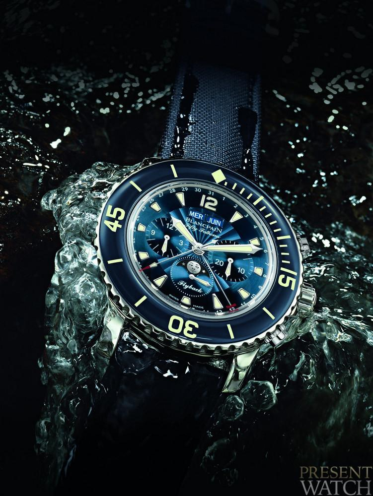 Blancpain Fifty Fathoms Collection 2010 003