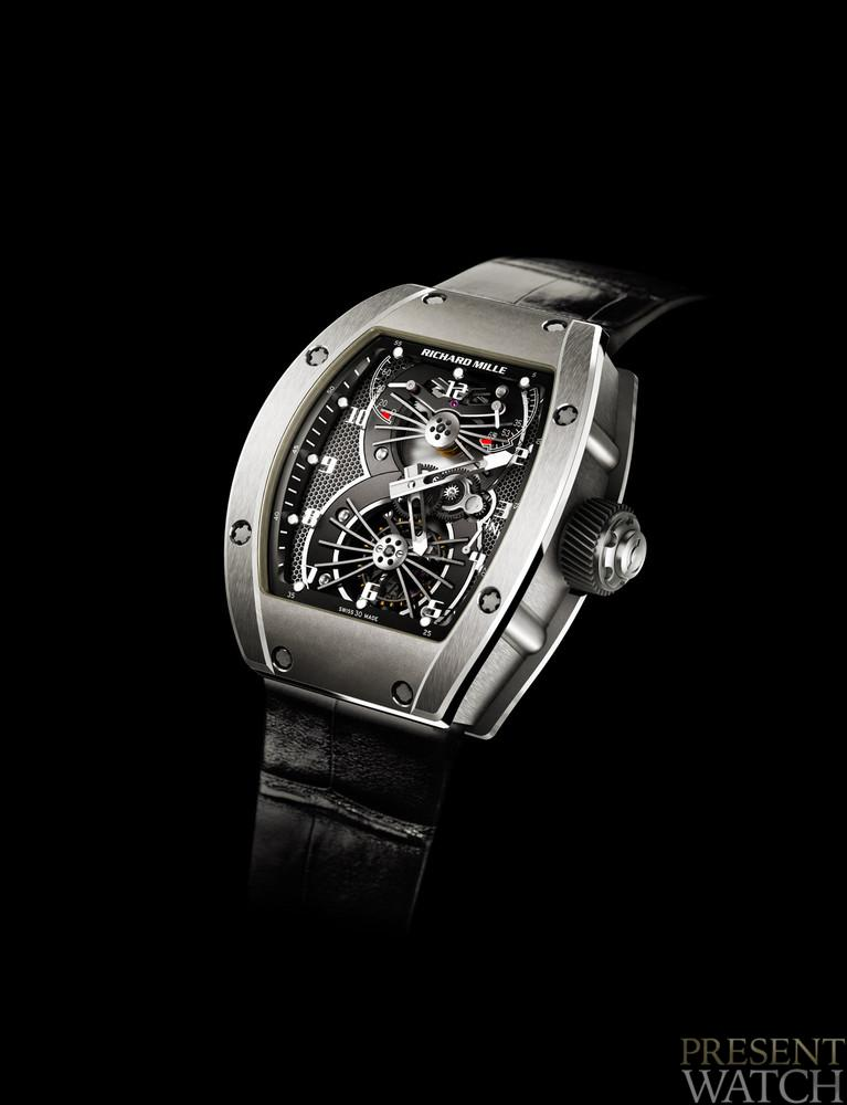 "Richard Mille Tourbillon RM 021 ""Aerodyne"" 001"