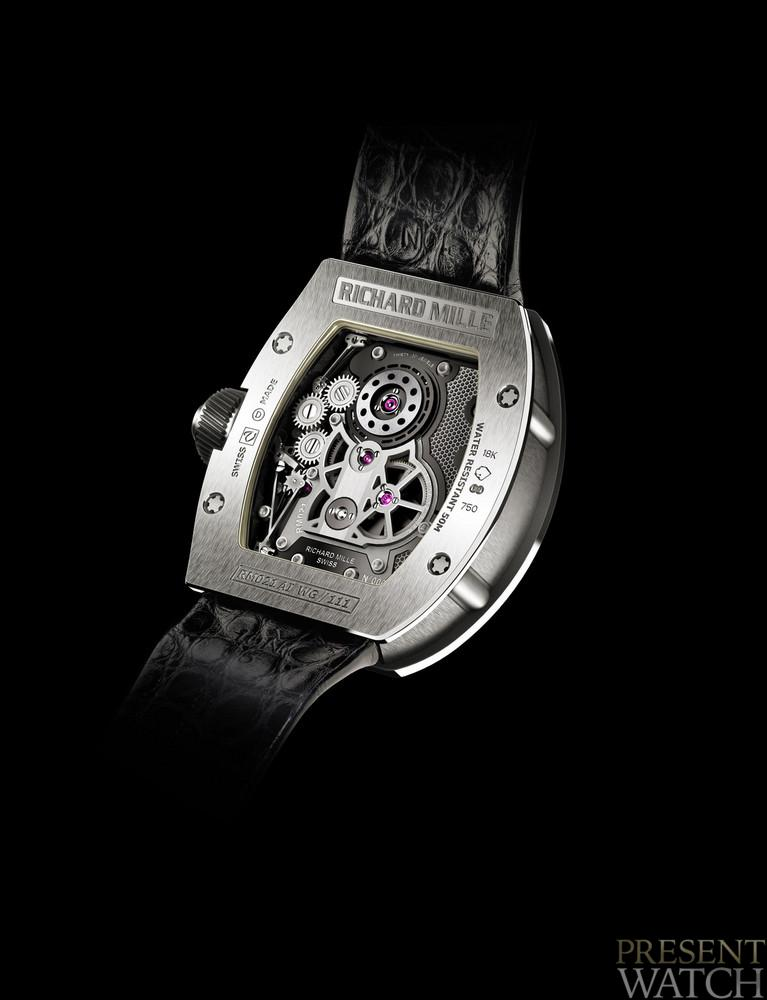 "Richard Mille Tourbillon RM 021 ""Aerodyne"" 002"