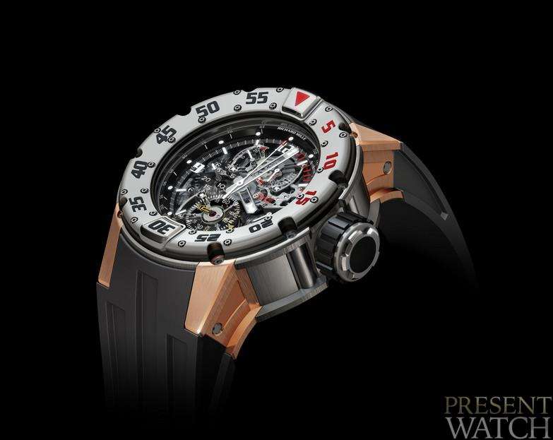 Richard Mille 025 Chronograph Diver's  002