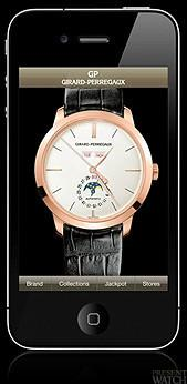 GIRARD-PERREGAUX ON IPHONE AND IPAD