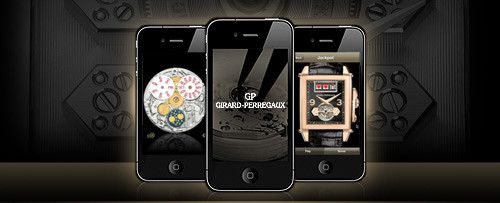 GIRARD-PERREGAUX IPHONE IPAD application