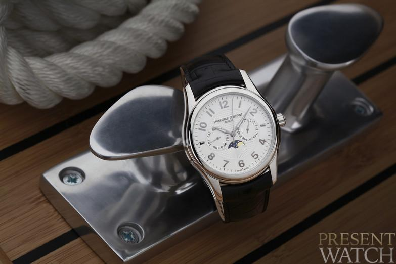 Runabout Moonphase by Frederique Constant