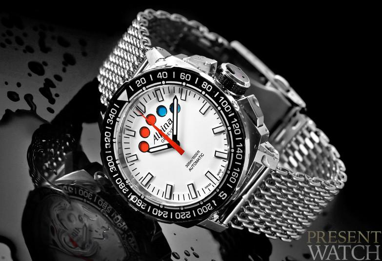 Alpina Watches Sailing Collection