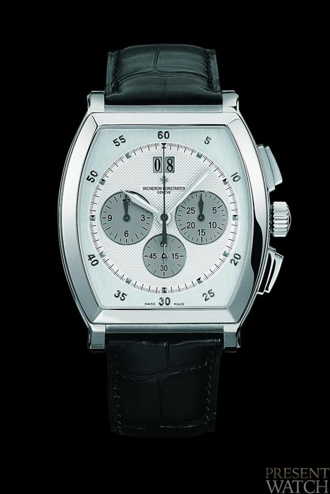 Malte Chronograph self-winding vacheron
