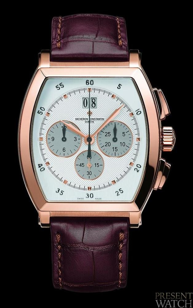 Malte Chronograph self-winding vacheron constantin