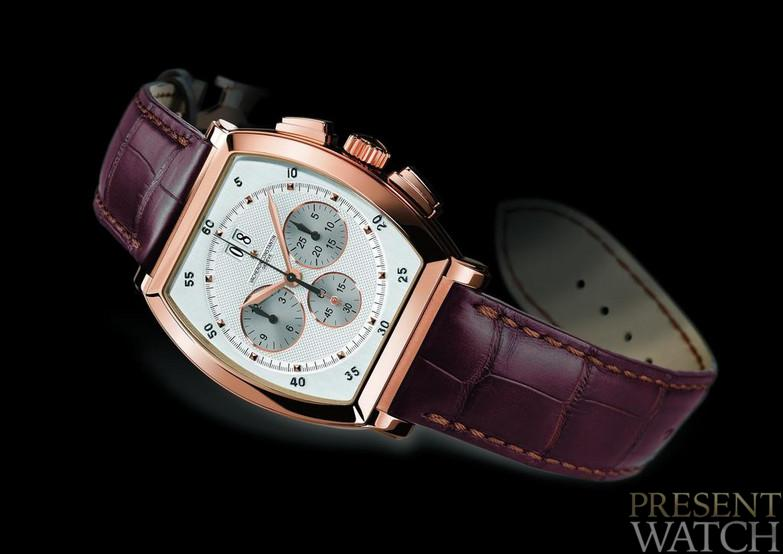 Malte Chronograph self-winding luxury watch