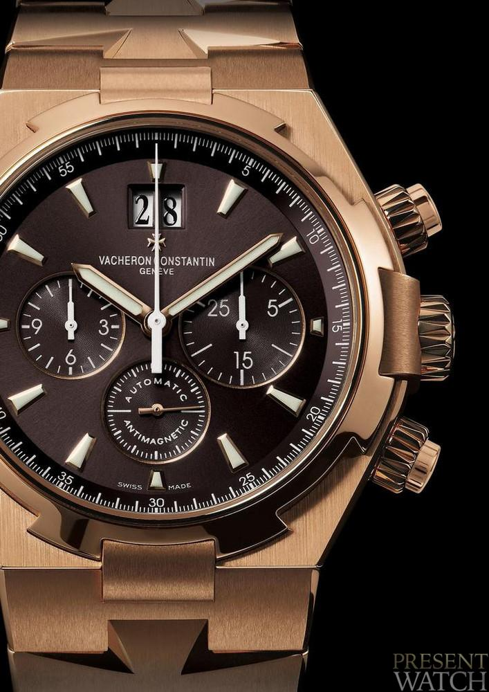 Across land and sea, Vacheron Constantin watches