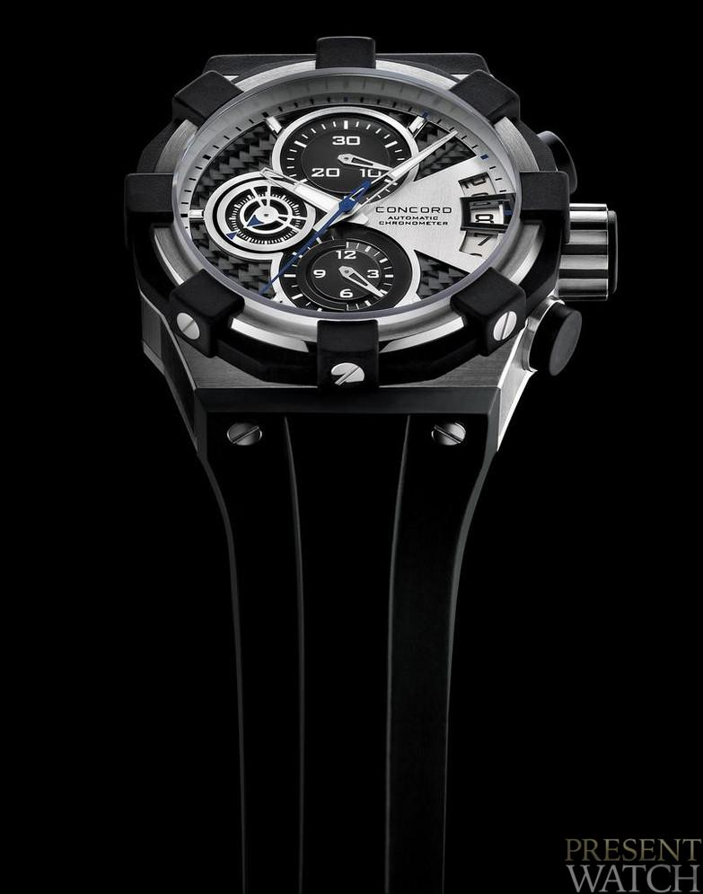C1 tourbillon chrono