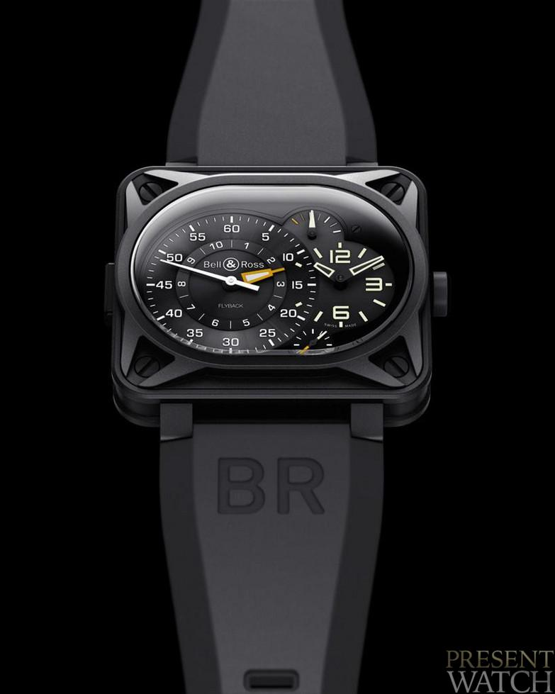 BR INSTRUMENT GRAND MINUTEUR WATCH