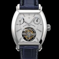 MALTE TOURBILLON PLATINUM