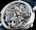 THE PLATINUM LES CABINOTIERS SKELETON MINUTE REPEATER