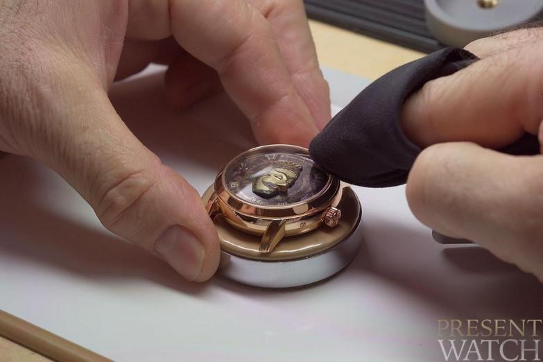 The true art of engraving