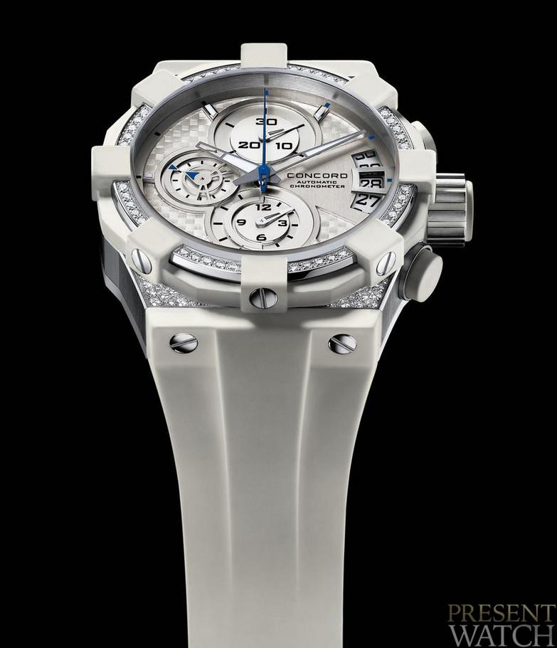 C1 CHRONOGRAPH PURE FRONT