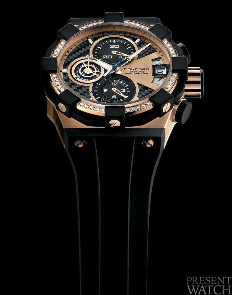 C1 WORLDTIMER DIAMANDS