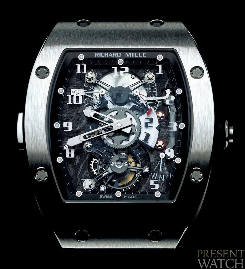 RICHARD MILLE 003 V2 WHITE GOLD