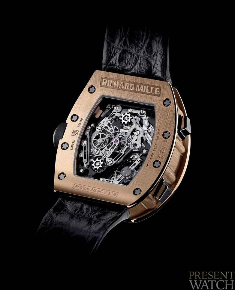 RICHARD MILLE 004 V2 BACK