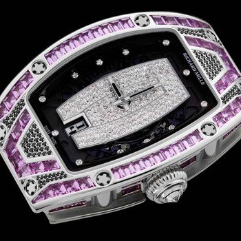 RICHARD MILLE 007 RUBY