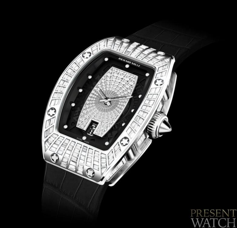 RICHARD MILLE 007 RUBY COLLECTOR