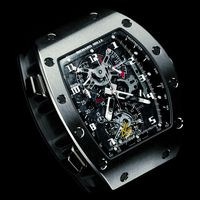 RICHARD MILLE RM 008 V2 RED GOLD