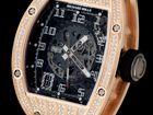 RICHARD MILLE RM 010 RED GOLD