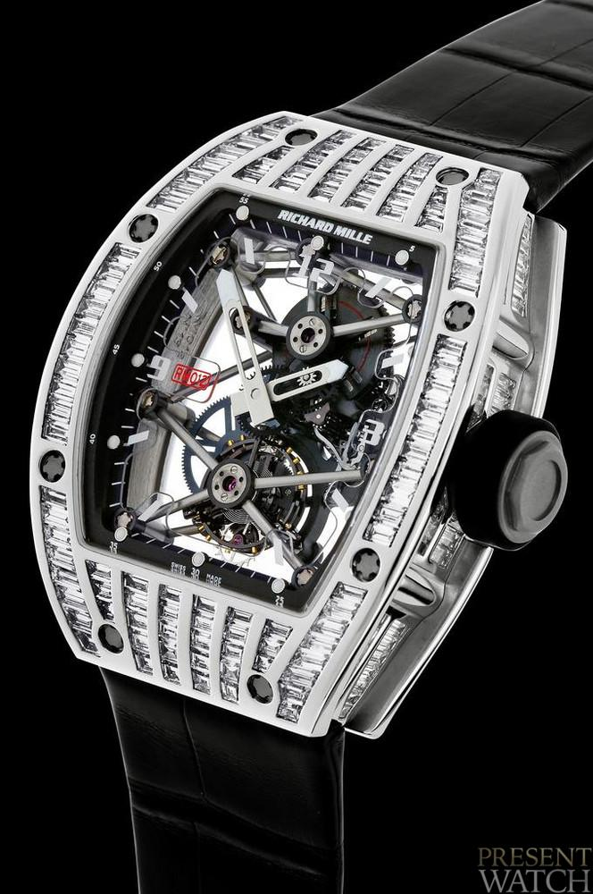RICHARD MILLE RM 012 DIAMANDS