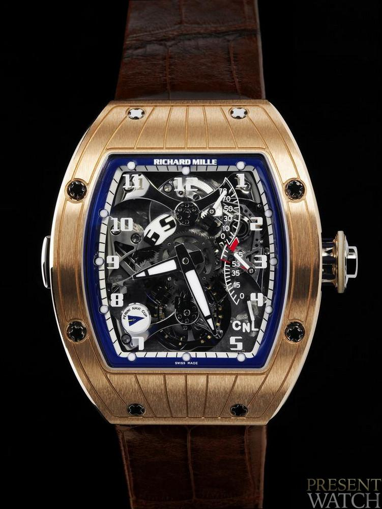 RICHARD MILLE RM 015 RED GOLD