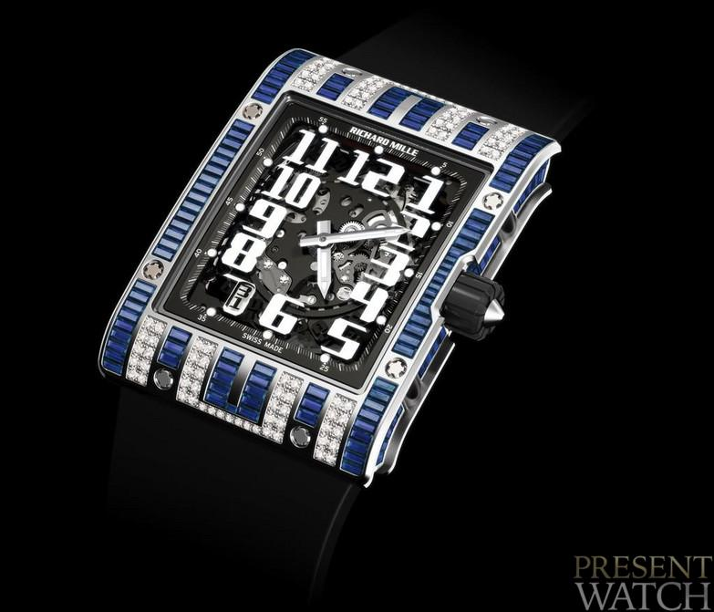 RICHARD MILLE RM 016 JEWELLERY