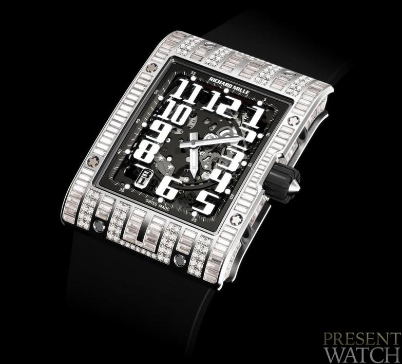 RICHARD MILLE RM 016 JEWELLERY MIXTE