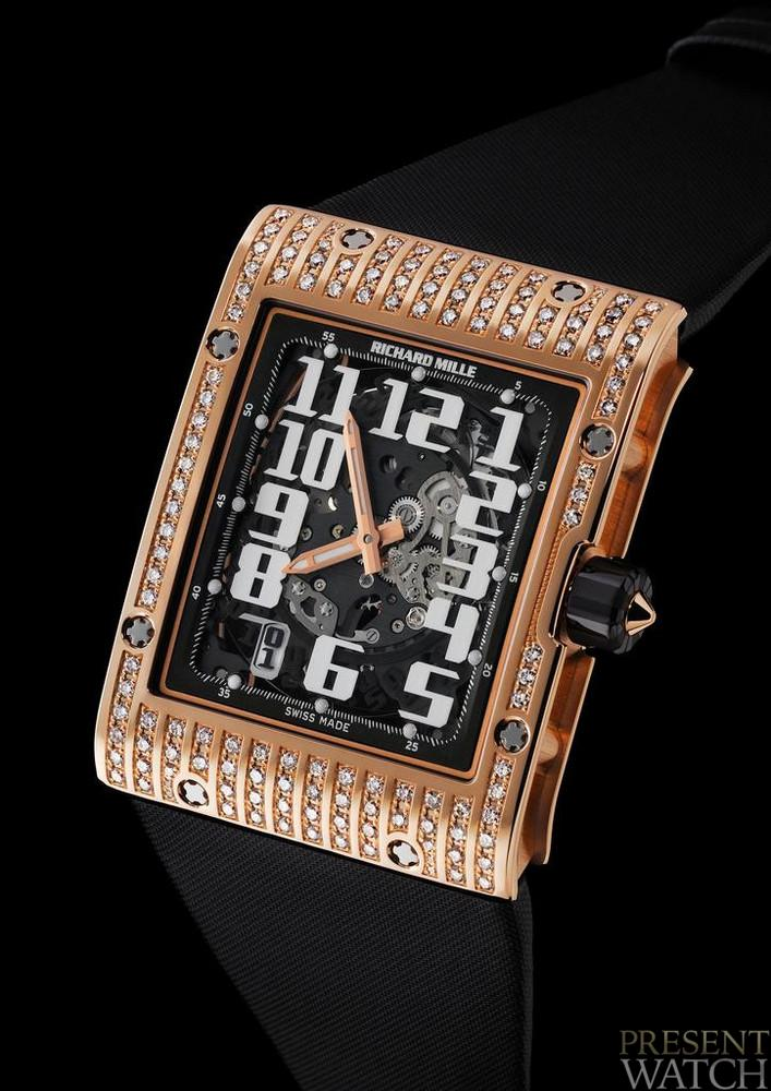 RICHARD MILLE RM 016 JEWELLERY FACES