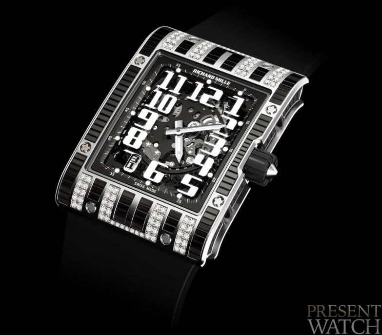 RICHARD MILLE RM 016 JEWELLERY SAPPHIR