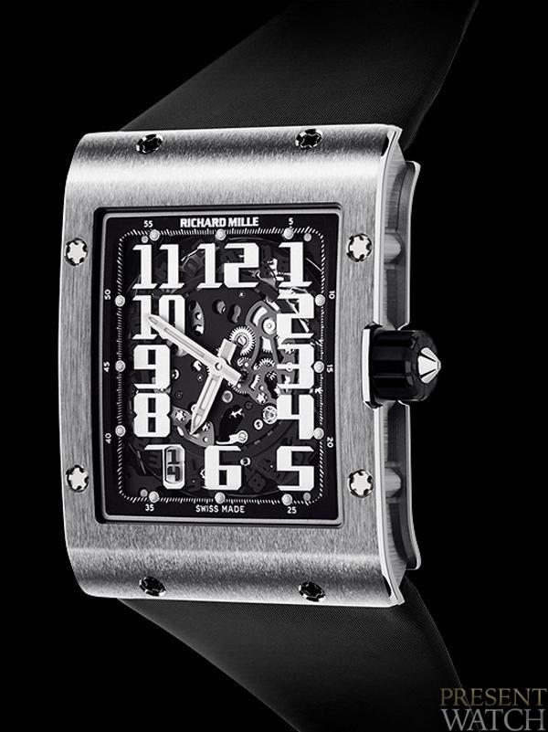 RICHARD MILLE RM 016 JEWELLERY Ti 34