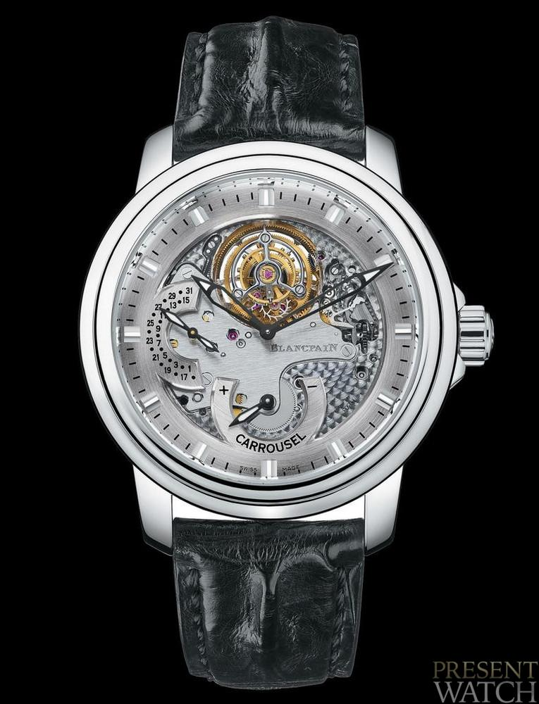 CARROUSEL by BLANCPAIN