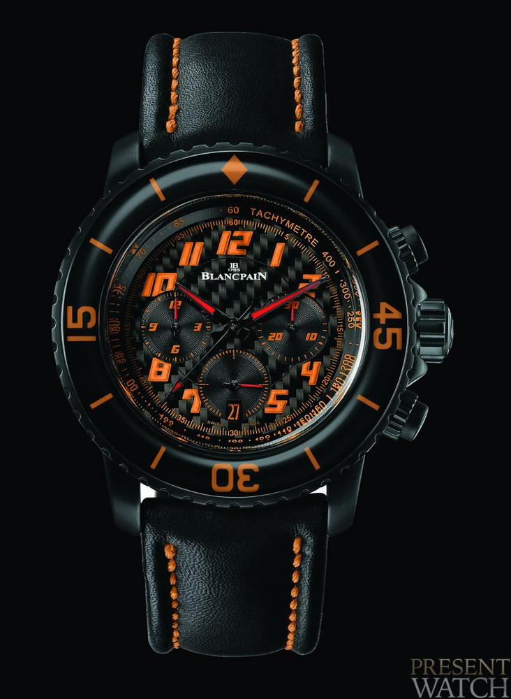 """Speed Command"" Chronograph"