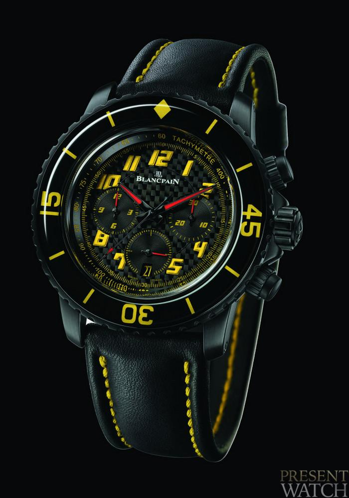 "Blancpain ""Speed Command"" Chronograph"