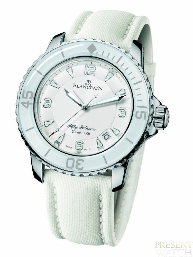 BLANCPAIN FIFTY WOMEN