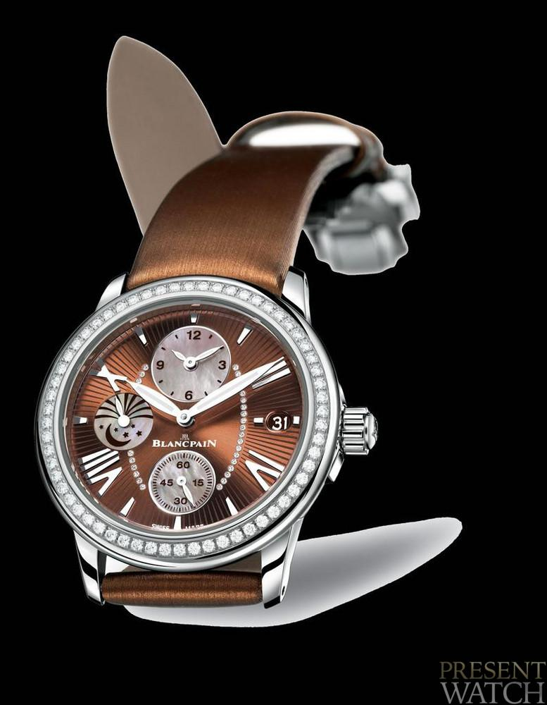 BLANCPAIN WOMEN TIME ZONE